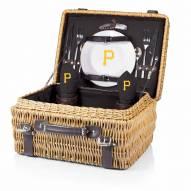 Pittsburgh Pirates Black Champion Picnic Basket