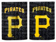 Pittsburgh Pirates Double Sided Glitter Flag