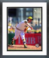 Pittsburgh Pirates Gerrit Cole 2014 Action Framed Photo