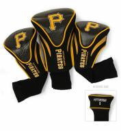 Pittsburgh Pirates Golf Headcovers - 3 Pack