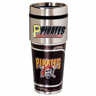 Pittsburgh Pirates Hi-Def Travel Tumbler
