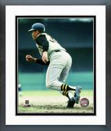 Pittsburgh Pirates Maury Wills Action Framed Photo