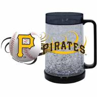 Pittsburgh Pirates Crystal Freezer Mug