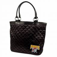 Pittsburgh Pirates MLB Quilted Tote Bag