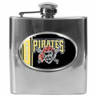 Pittsburgh Pirates MLB 6 Oz. Stainless Steel Hip Flask
