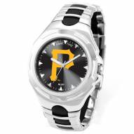 Pittsburgh Pirates P Logo Victory Series Mens Watch