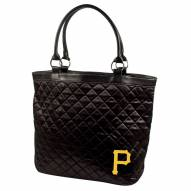Pittsburgh Pirates Quilted Tote Bag