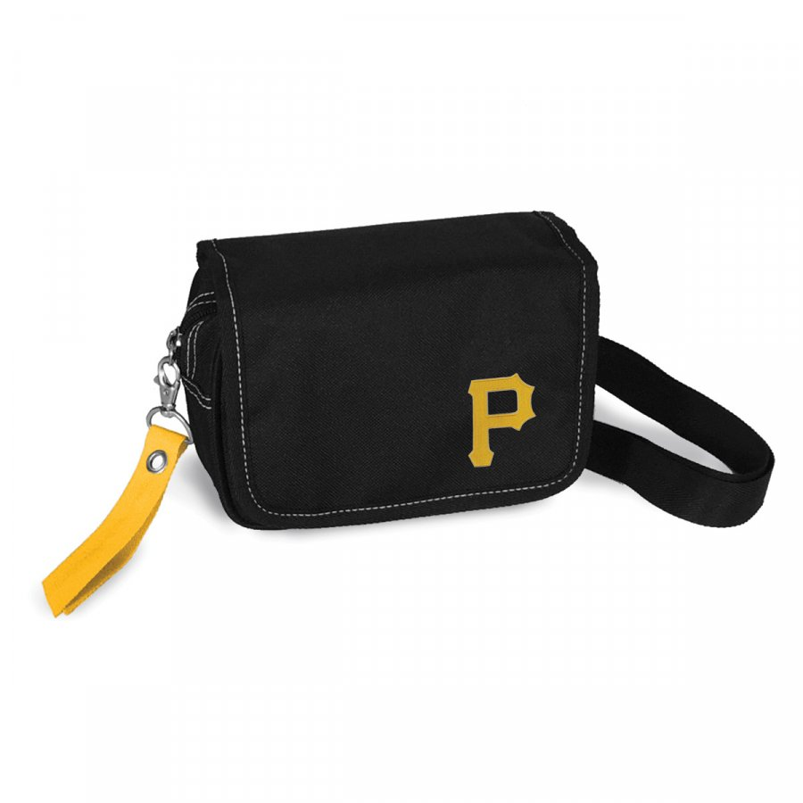 Pittsburgh Pirates Ribbon Waist Pack Purse