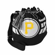 Pittsburgh Pirates Ripple Drawstring Bucket Bag