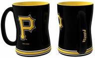 Pittsburgh Pirates Sculpted Relief Coffee Mug