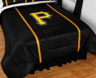 Pittsburgh Pirates Sidelines Bed Comforter