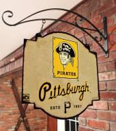 Pittsburgh Pirates Tavern Sign
