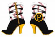 Pittsburgh Pirates Team Boot Ornament