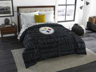 Pittsburgh Steelers Anthem Full Comforter