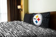 Pittsburgh Steelers Anthem Twin Bed Sheets