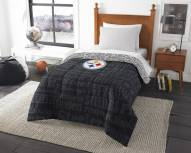Pittsburgh Steelers Anthem Twin Comforter