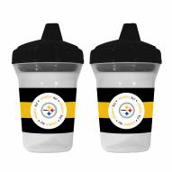 Pittsburgh Steelers Sippy Cup - 2 Pack