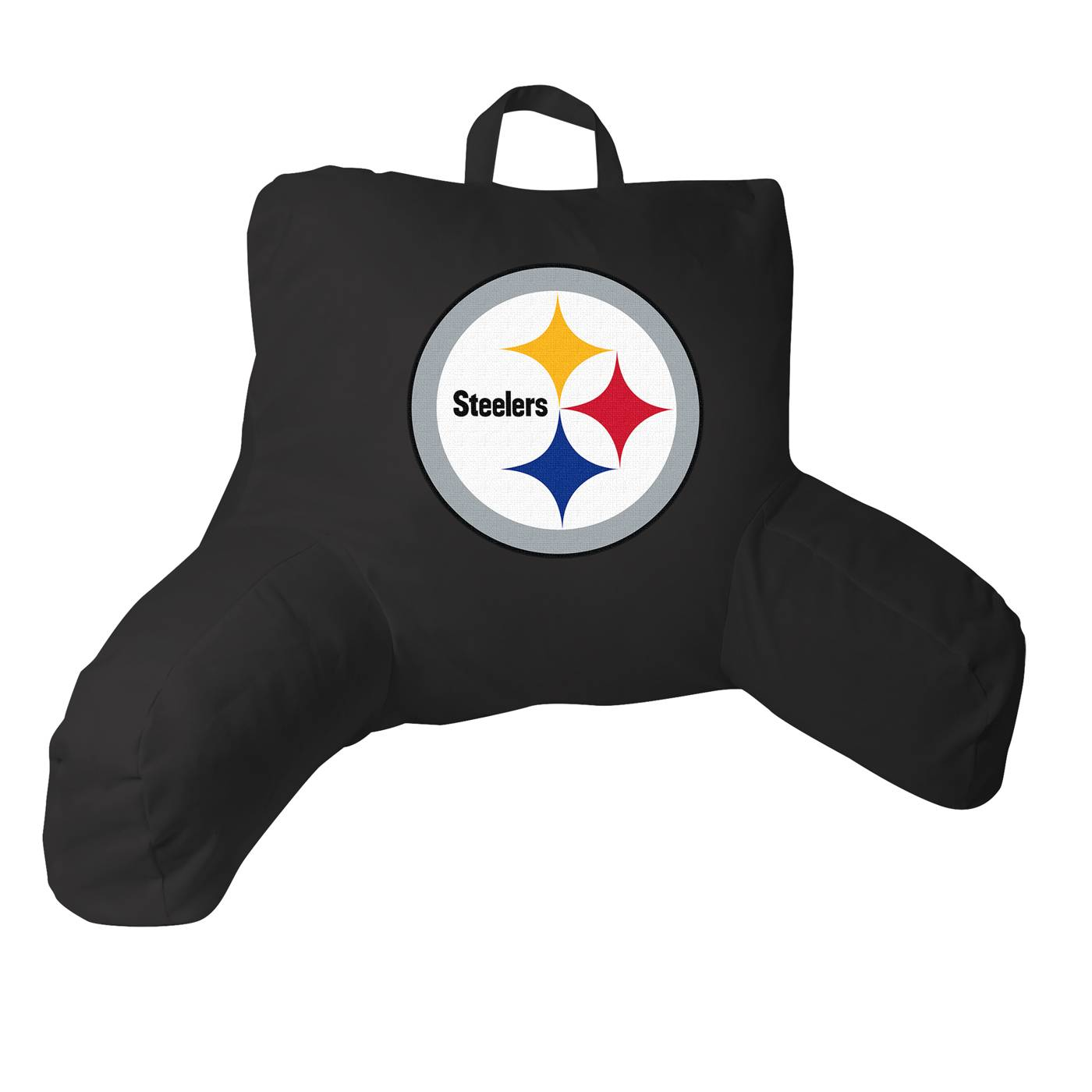 Pittsburgh Steelers Bed Rest Pillow