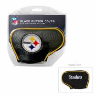 Pittsburgh Steelers Blade Putter Headcover
