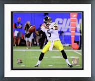 Pittsburgh Steelers Bruce Gradkowski 2014 Action Framed Photo
