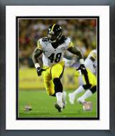 Pittsburgh Steelers Bud Dupree 2015 Action Framed Photo