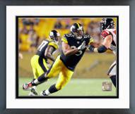 Pittsburgh Steelers Cameron Heyward 2011 Action Framed Photo