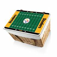 Pittsburgh Steelers Canasta Grande Picnic Basket
