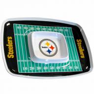 Pittsburgh Steelers Chip & Dip Tray