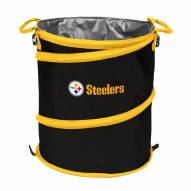Pittsburgh Steelers Collapsible Laundry Hamper