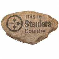 Pittsburgh Steelers Country Garden Stone