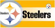 Pittsburgh Steelers Decorative Door Mat