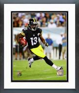 Pittsburgh Steelers Dri Archer 2014 Action Framed Photo