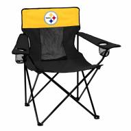 Pittsburgh Steelers Elite Tailgating Chair