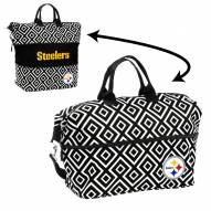 Pittsburgh Steelers Expandable Tote Bag