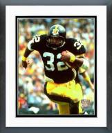 Pittsburgh Steelers Franco Harris 1982 Action Framed Photo