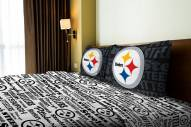 Pittsburgh Steelers Full Bed Sheets