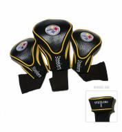 Pittsburgh Steelers Golf Headcovers - 3 Pack