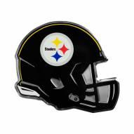 Pittsburgh Steelers Helmet Car Emblem