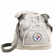 Pittsburgh Steelers Hoodie Duffle