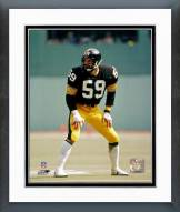 Pittsburgh Steelers Jack Ham Framed Photo