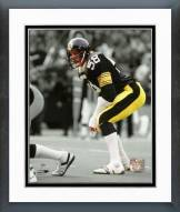 Pittsburgh Steelers Jack Lambert Spotlight Action Framed Photo