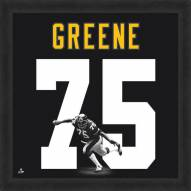Pittsburgh Steelers Joe Greene Uniframe Framed Jersey Photo