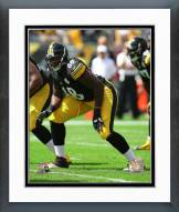 Pittsburgh Steelers Kelvin Beachum 2014 Action Framed Photo