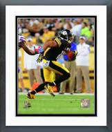 Pittsburgh Steelers Lance Moore 2014 Action Framed Photo