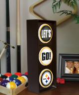Pittsburgh Steelers Let's Go Light