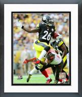 Pittsburgh Steelers Le'Veon Bell 2014 Action Framed Photo