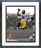 Pittsburgh Steelers Le'Veon Bell 2014 Spotlight Action Framed Photo