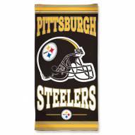 Pittsburgh Steelers McArthur Beach Towel
