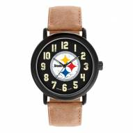 Pittsburgh Steelers Men's Throwback Watch