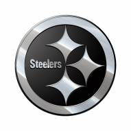 Pittsburgh Steelers Metal Car Emblem
